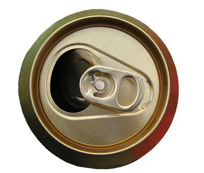 Picture Of Can Of Soft Beverage