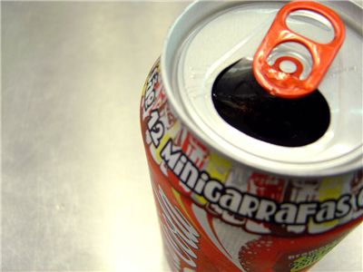 Picture Of Can Of Soft Drink
