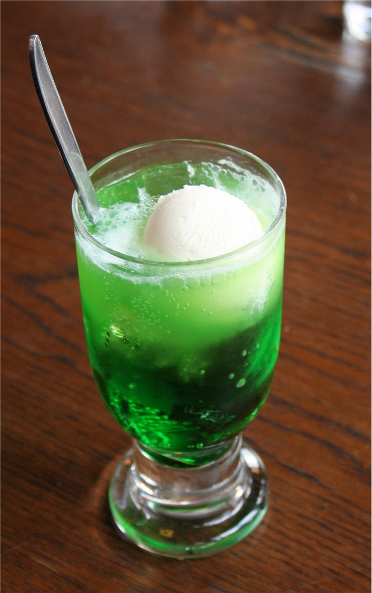 Picture Of Japanese Cream Soda