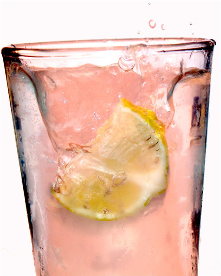Picture Of Lemon Soda Drink
